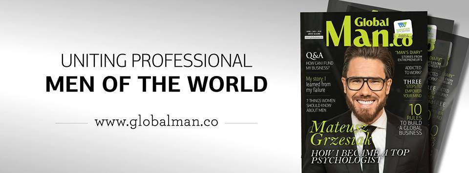 Read Global Man magazine